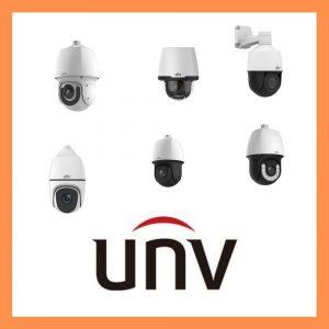UNV IPC PTZ kamerák